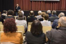 Presentació del documental sobre la Transició