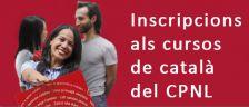 Inscripcions cursos català